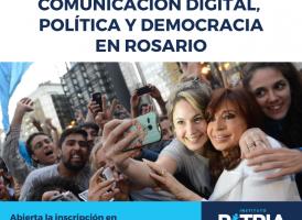 Seminario Comunicación Digital, Política y Democracia en ROSARIO