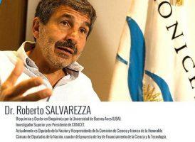 Roberto Salvarezza en el curso Ciencia y Tecnología para el Desarrollo Inclusivo