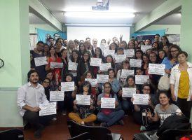 Ultima clase y cierre del curso Políticas Sociales y Derechos de NNyA
