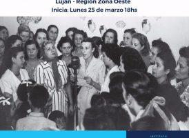 Seminario Peronismo y Feminismo. Debate y Reflexión en Luján y Región Oeste, Provincia de Buenos Aires.