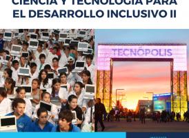 Seminario Intensivo Ciencia y Tecnología para el Desarrollo Inclusivo II. Abierta la inscripción.