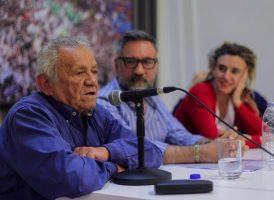 Militantes de la Cultura de Rosario presentaron su Proyecto Federal Cien Evitas