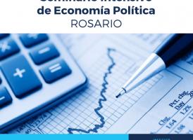 Seminario intensivo de Economía Política en Rosario.