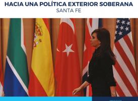 Seminario Intensivo Hacia una Política Exterior Soberana. Santa Fe.