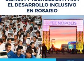 Seminario Intensivo Ciencia y Tecnología para el Desarrollo Inclusivo – Rosario