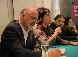 Marcó del Pont y Tomada disertaron en la FEDUN sobre el estado actual de la economía y el trabajo
