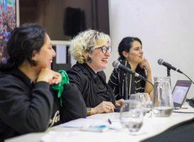 """La Comisión Mujer encabezó la apertura del """"Ciclo Eva Perón de Feminismo, Arte y Cultura"""""""