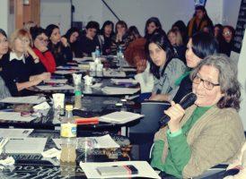 La Comisión de Mujeres y Géneros realizó un nutrido plenario de cara a la campaña