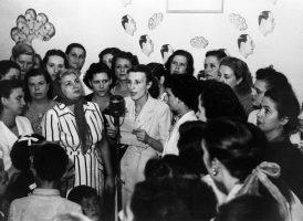Se cumplen setenta años del día que Evita fundó el Partido Peronista Femenino