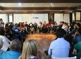 Plenario federal de la Comisión de Inclusión y Desarrollo Social