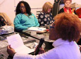 La comisión de Mujeres y Géneros recibió a representantes de la comunidad afroargentina