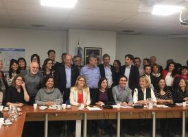 El Instituto Patria junto al CIPPEC y diputados nacionales en un conversatorio sobre Estado, Administración Pública y rol de la Educación.