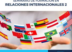 Seminario de Formación en Relaciones internacionales II
