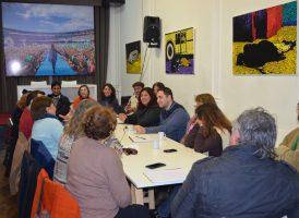 Reunión de la Comisión de Inclusión y Desarrollo Social del Instituto PATRIA