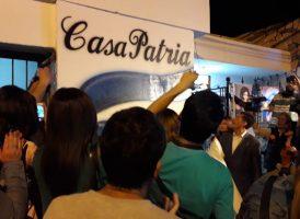 Inauguraron la Casa Patria en La Rioja