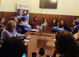La comisión de Derechos Humanos realizó una nueva reunión plenaria