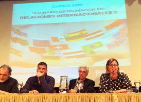 Comenzó el II seminario de formación en relaciones internacionales