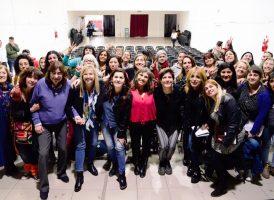 Comenzó en Moreno una nueva edición del seminario de feminismo popular