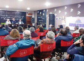 La Comisión de Integración Regional presentó en Luján el libro sobre la política exterior de Cristina Fernández de Kirchner