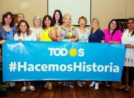 Se realizó en La Rioja el seminario sobre feminismo y peronismo