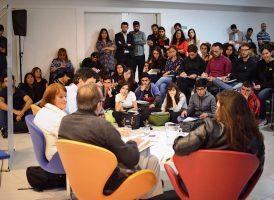 Se realizó la segunda clase del seminario de formación política para jóvenes