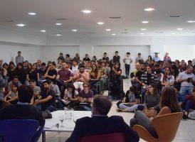 Se realizó la tercera clase del seminario de formación política para jóvenes