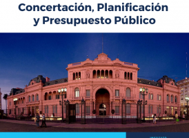 Seminario Intensivo Concertación, Planificación y Presupuesto Público
