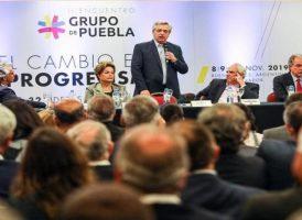 Declaración del II Encuentro del Grupo de Puebla