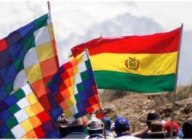 Golpe de Estado al gobierno de Evo Morales y Alvaro García Linera