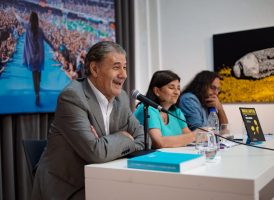 """Víctor Hugo: """"Lo que viene en la Argentina ha sido un acto de fe maravilloso"""""""