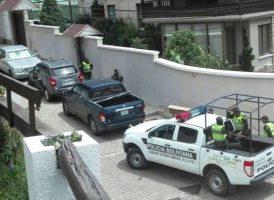 Repudio al asedio de la embajada mexicana en La Paz