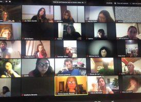 Encuentro virtual de la comisión de Discapacidad