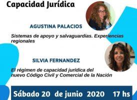 Comisión de Discapacidad: ciclo de encuentros sobre Capacidad Jurídica