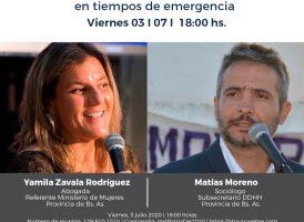 Derechos Humanos: el rol del Estado en tiempo de emergencia