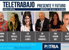 Teletrabajo: presente y futuro