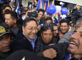 El Instituto Patria rechaza la postergación electoral en Bolivia