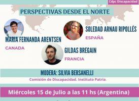 Ciclo de Encuentros Perspectivas Críticas en Discapacidad