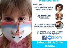 Niñez y Derechos en tiempos de pandemia