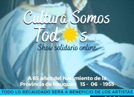 Cultura somos Todxs en Casa Patria Neuquén