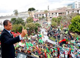 El Instituto Patria rechaza la proscripción electoral a la amplia alianza integrada por Rafael Correa