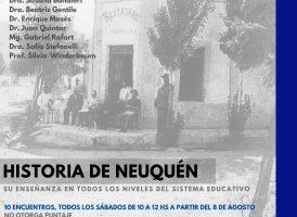 Seminario HISTORIA DE NEUQUÉN