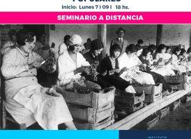 Seminario FEMINISMOS Y ORGANIZACIONES POPULARES