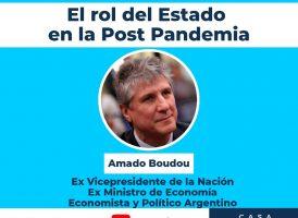 Amado Boudou en Casa Patria Neuquén