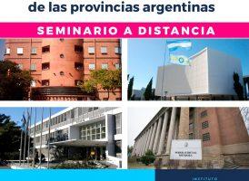PANORAMA DE LOS PODERES JUDICIALES EN LAS PROVINCIAS ARGENTINAS