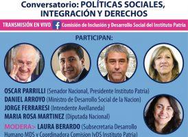 Ciclo de charlas Argentina de pie