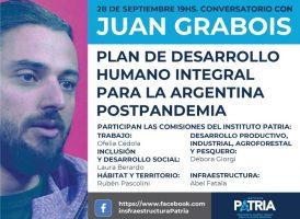 Plan de desarrollo humano integral para la Argentina postpandemia