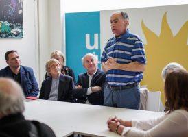 El Instituto Patria despide a Mario Cafiero