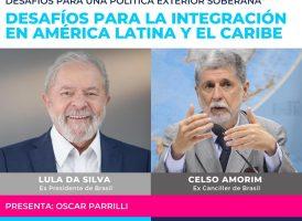 """Cierre del Seminario """"Contexto internacional y desafíos para una política exterior soberana"""""""