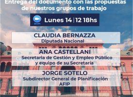Último Plenario de la Comisión Estado y Administración Pública