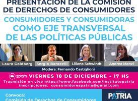 Consumidores y consumidoras como eje transversal de las políticas públicas